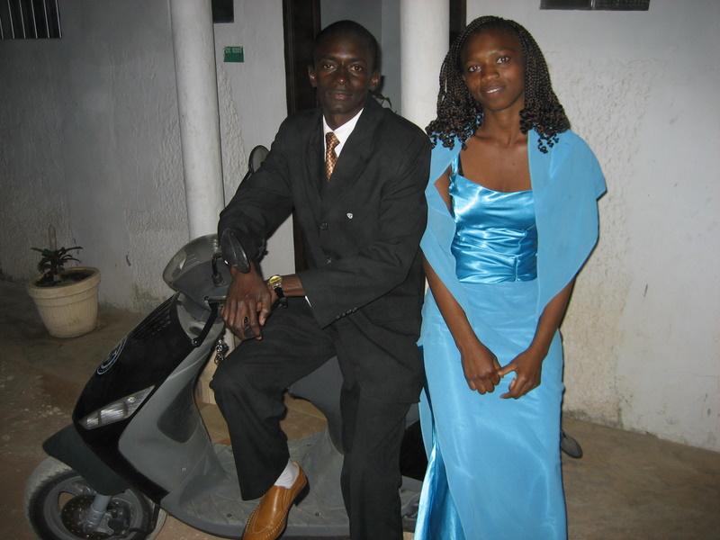 Senegal dating customs