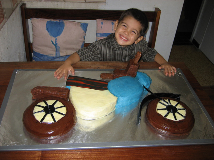 Motorcycle cake for Motorbike template for cake